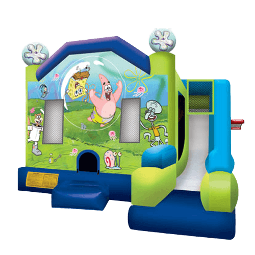 Large Bounce Houses at Bump-N-Jump