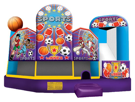 Sports with slide