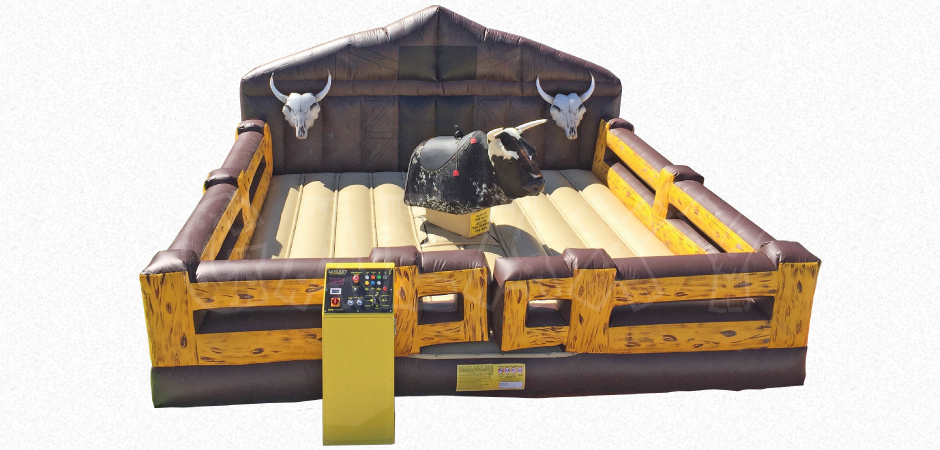 Deluxe Mechanical Bull
