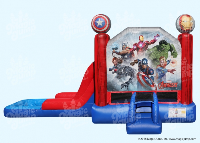 Marvel's Avengers Wet-Dry Slide